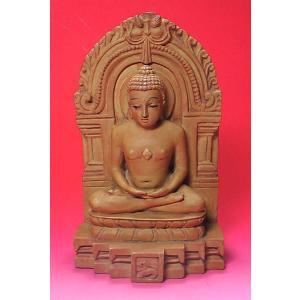 インドの樹脂製仏像 DO-ST25|mahanadi