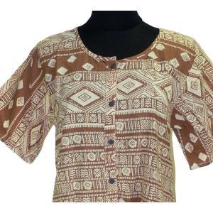 モダンスタイルのパンジャビドレス2点セット(L) インドの民族衣装 サルワールカミーズ アジアン エスニック|mahanadi|04
