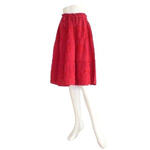 インドの膝丈スカート FU-SKT86|mahanadi