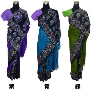 インドの民族衣装サリー アジアン エスニック コスプレ ジョーゼット バングラデッシュ ネパール スリランカでも mahanadi 02
