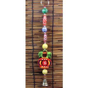 インドの壺の天井・壁飾り KO-BLL18|mahanadi