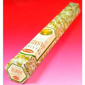 インドのHEM社製ジャスミン線香 Precious Jasmine|mahanadi