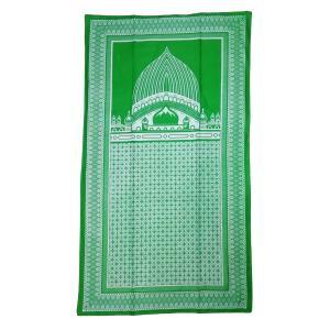 ムスリム礼拝用マット イスラム教 お祈り シート インドネシア製 アジアン雑貨 エスニック 中東 モスク アラブ NU-MPRY1|mahanadi