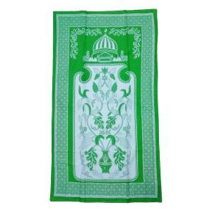 ムスリム礼拝用マット イスラム教 お祈り シート インドネシア製 アジアン雑貨 エスニック 中東 モスク アラブ NU-MPRY2|mahanadi