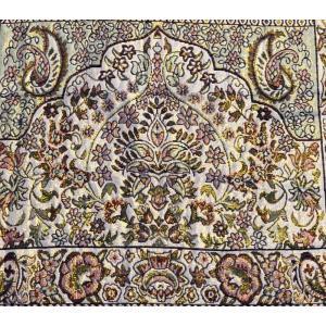 ムスリム礼拝用マット イスラム教 お祈り ラグ トルコ製 中東 モスク アラブ サッジャーダ NU-MPRY201003|mahanadi|04