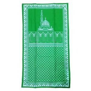 ムスリム礼拝用マット イスラム教 お祈り シート インドネシア製 アジアン雑貨 エスニック 中東 モスク アラブ NU-MPRY3|mahanadi