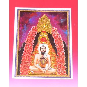 インドの神様ミニポスター / カーリー|mahanadi