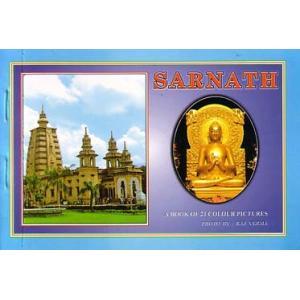 インドの仏跡のポストカード・ブック Sarnath(サールナート) 10枚綴り|mahanadi