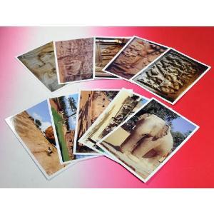 インドの観光地マハーバリプラムのポストカード10枚セット|mahanadi