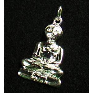インドの神様ペンダント・ヘッド 仏陀 SIAC-PEN13|mahanadi