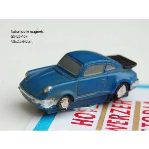 AUTOMOBILE MAGNET TYPE-A BLUE::オートモービル マグネット GS425-157::|mahatagiya