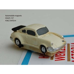 AUTOMOBILE MAGNETS TYPE-A IVORY::オートモービル マグネット GS425-157::|mahatagiya