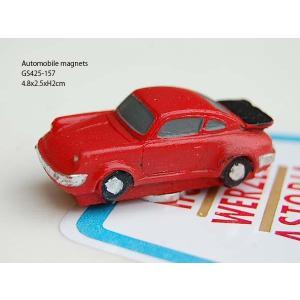 AUTOMOBILE MAGNET TYPE-A RED::オートモービル マグネット GS425-157::|mahatagiya