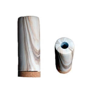 [ダルトン]Tube vase CHIMNEY GS565-279 Mサイズ Marble|mahatagiya