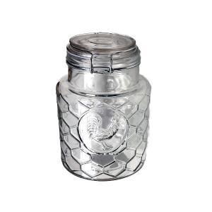 [ダルトン]Airtight jar Rooster 1.5L ガラスキャニスター|mahatagiya
