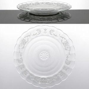 ::Dinner plate S019-26::ガラス食器|mahatagiya