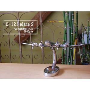 :C-121 plane S:アルミニウム製 飛行機の模型 置物 オブジェ mahatagiya