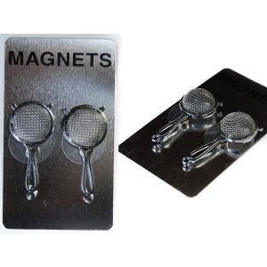おしゃれな文房具::Tool Magnets キッチンツール マグネット 茶こし S426-197::|mahatagiya