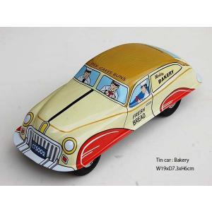 TIN CAR BAKERY::ブリキのクラシックカー 米カリー S82258:: mahatagiya