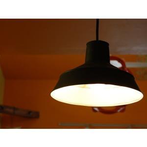 【藍鉄 琺瑯 ペンダントランプ】ほうろう シェード 照明 ライト|mahatagiya