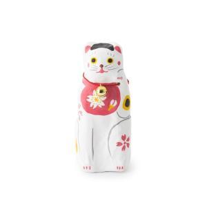 [中川政七商店][日本市]張子飾り 春を招く猫|mahatagiya