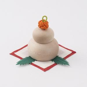 [中川政七商店][粋更kisara] 小さな鏡餅飾り |mahatagiya