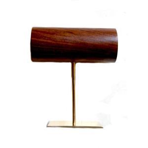 [志成販売] Wood  ディスプレイスタンド ポルソ S 303077|mahatagiya