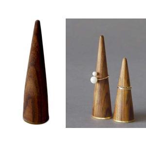 [志成販売] Wooden リングコーン L 308590 リングホルダー|mahatagiya