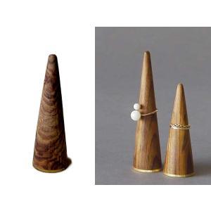 [志成販売] Wooden リングコーン S 308591 リングホルダー|mahatagiya