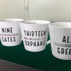 役満マグカップ3点セット|mahjong
