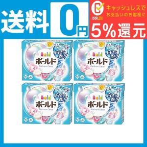【まとめ買い】ボールド 洗濯洗剤 粉末 プラチナクリーン ピュアクリーンサボンの香り 通常サイズ 8...