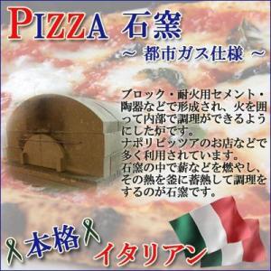 熱々ピザ石釜キットピザ窯 ピザ釜 ピザオーブン ピッツァ釜ピッツァ石窯【完全受注生産】ガスユニットは含まれておりません。オーダーメード可能本格業務用