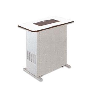 三菱 喫煙用集塵/脱臭機(分煙機)・スモークダッシュ・フラットカウンター・ワイドテーブル寸法120cm×90cm・ホワイト(BS-FC13D+BT-F90D-W) [♪■] maido-diy-reform