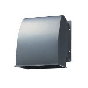 東芝 換気扇 別売部材 有圧換気扇用給排気形ウェザーカバー C-25SPU 25cm用 ■ 市場 完売 ステンレス製 産業用換気扇用