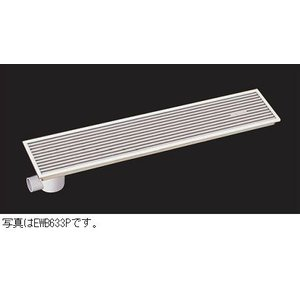 TOTO 浴室排水ユニット(樹脂製グレーチング)非防水層タイプ(横引きトラップ) 【EWB620P】 150角タイル用 [■] maido-diy-reform