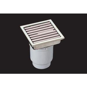浴室排水ユニット TOTO EWB620SR 縦引きトラップ 樹脂製グレーチング 非防水層タイプ 150角タイル用 [■] maido-diy-reform