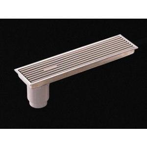 TOTO 浴室排水ユニット(樹脂製グレーチング)非防水層タイプ(横引きトラップ) 【EWB622P】 150角タイル用 [■] maido-diy-reform