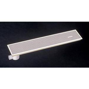 TOTO 浴室排水ユニット(樹脂製グレーチング)非防水層タイプ(横引きトラップ) 【EWB630P】 200角タイル用 [■] maido-diy-reform
