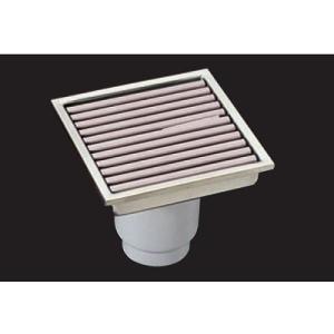 浴室排水ユニット TOTO EWB630SR 縦引きトラップ 樹脂製グレーチング 非防水層タイプ 200角タイル用 [■] maido-diy-reform