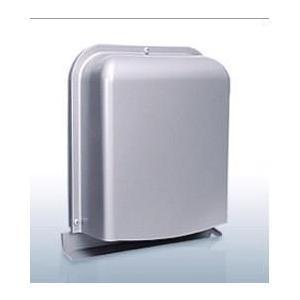 西邦工業 防音型製品 ステンレス製換気口 ワイド水切り付 深型 ハイクオリティ GFX125GABS 内ガラリ 毎日続々入荷 ■ 薄型
