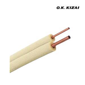 【ポイント最大 10倍】オーケー器材 K-HP23E(K-HP23E9) ペアコイル 2分3分 20m巻 [∀■]