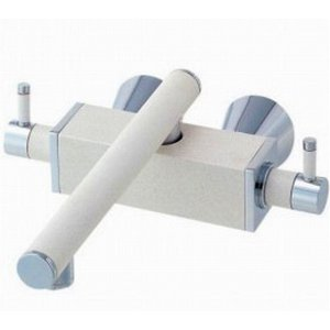 水栓金具 三栄水栓 K2530-JD-13 ツーバルブ混合栓 在庫あり ○§ 墨磁 受注生産 販売