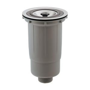 水栓金具 カクダイ 452-502 流し台トラップ [□]