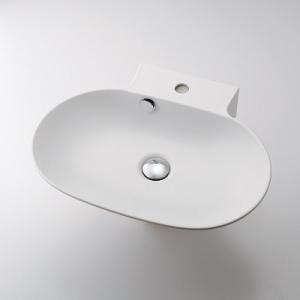 水栓金具 カクダイ 爆買いセール 493-124 ■ 置型 丸型洗面器 ファッション通販