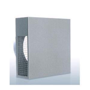 Seasonal Wrap入荷 西邦工業 外壁用ステンレス製換気口 パイプフード 人気商品 金網型4メッシュ KKNK125S-VM ■ 2管路製品 低圧損