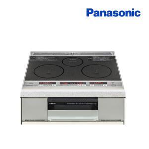 【在庫あり】IHクッキングヒーター パナソニック KZ-G32AS G32シリーズ ビルトインタイプ 2口IH+ラジエント 幅60cm ブラック/グレイッシュシルバー [☆2] maido-diy-reform