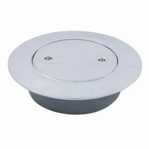 ミヤコ ツバ付掃除口 耐荷重 MK132FWG VP 限定価格セール 黄銅 150 VU兼用 25%OFF