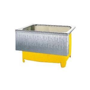 クリナップ 浴槽 SDL-101HW(R・L) モダンブロック・ステンレス浴槽 間口102cm 埋込式1方半エプロン [♪△]|maido-diy-reform