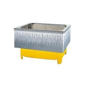 クリナップ 浴槽 SDL-102HW(R・L) モダンブロック・ステンレス浴槽 間口102cm 埋込式2方半エプロン [♪△]|maido-diy-reform