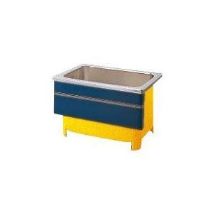 クリナップ 浴槽 SEB-101HW(R・L) ブルー(B) NEWインテリアバス・ステンレス浴槽 間口102cm 埋込式1方半エプロン [♪△]|maido-diy-reform